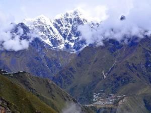 Lockdown Mount Everest Visible From Bihar Village