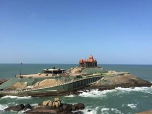 Kanyakumari Vivekananda Rock Can Now Visit By Modern Boat