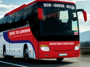 Delhi To London Road Trip By Bus Attractions And Specialties