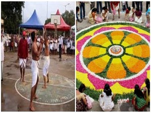 Onathallu The Ritual Related To Onam And Kunnamkulam History And Specialities