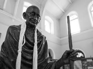 Gandhi Jayanti 2020 Gandhi Gram Gadag In Karnataka Worships Gandhiji