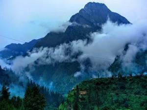 Fagu To Barog Cheap Budget Travel Destinations In Himachal Pradesh