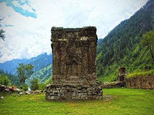Sharada Peeth Temple In Pak Occupied Kashmir History Attractions And Specialties