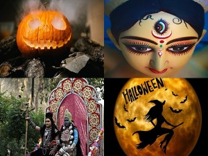 Indian Version Of Halloween Attractions And Specialties