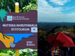 Muttara Maruthimala Ecotourism In Kollam Attractions And Specialties