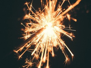 Da Shuhua Festival The Local Fireworks Using Iron In China Attractions And Specialties