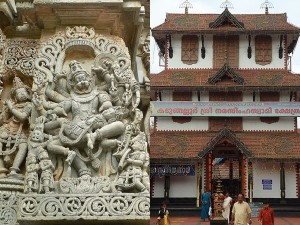 Kadungalloor Sree Narasimhaswami Temple Aluva History Attractions Timings And How To Reach