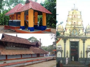 Major Temples Which Celebrates Thaipooyam In Kerala