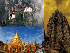 From Angkor Wat To Tiger S Nest Monastery Mysterious Temple In The World