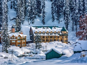 Travellers Are Choosing Jammu Kashmir For Winter Expeditions Than Last Year