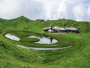 Interesting And Unknown Facts About Prashar Lake The Holomictic Lake In Mandi Himachal Pradesh