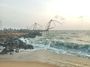 Thrissur Azhikode Munakkal Muziris Dolphin Beach Will Be Featured In The World Tourism Map