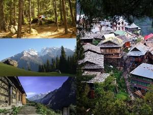 From Kasol To Malana Travel Circuit In Parvati Valley Himachal Pradesh