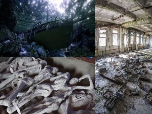 From Titanic Wreck To Hiroshima The Dark Tourism Destinations In The World