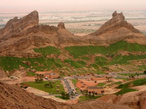 Jebel Hafeet Road In Uae Has Been Selected As The Third Most Beautiful Road Trip In Instag