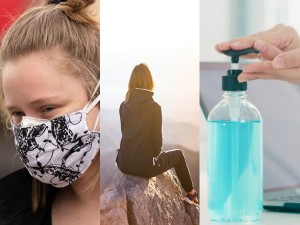 Travel During Pandemic Essentials Travel Kit Updated List Including Double Mask To Oximeter