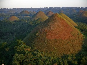 Interesting And Unknown Facts About Chocolate Hills In Bohol Philippines Most Popular Tourist Att