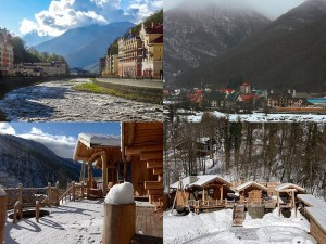 Krasnaya Polyana In Russia Only Village That Make Profit Out Of Covid