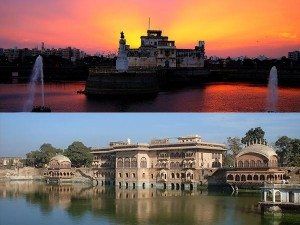 From Neer Mahal To Sindhudurg Fort Water Palaces And Sea Forts That Changed The Architectural Conce