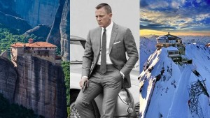 From Austria To Udaipur Top Vacation Destinations Where James Bond Movies Shot