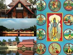 From Meenangadi Temple To Thiruvarppu Krishna Temple Dasavathara Temples In Kerala