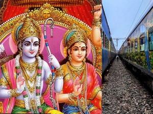 Shri Ramayana Yatra Pilgromage Tour By Irctc Under The Dekho Apna Desh Attractions Fare