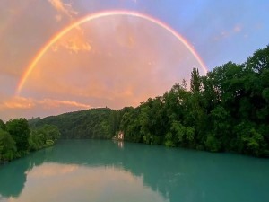 From Cherrapunjee To Agumbe Places To Spot The Beauty Of Rainbows