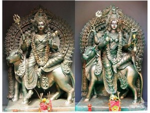 Navratri 2021 Shailputri Temple To Siddhidatri Temple 9 Durga Temples Dedicated To 9 Forms Of Goddes