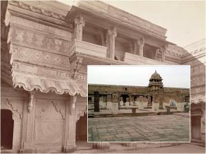 അത്ഭുതങ്ങൾ ഒളിപ്പിച്ചിരിക്കുന്ന   ഭൂമിക്കടിയിലെ കൊട്ടാരം