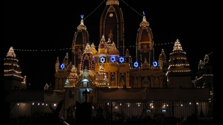 മഹാത്മാഗാഗാന്ധി ഉദ്ഘാടനം ചെയ്ത വിഷ്ണുക്ഷേത്രം