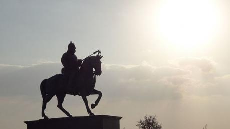 യുദ്ധംകൊണ്ട് ചരിത്രമെഴുതിയ ഹൽദിഘട്ടി