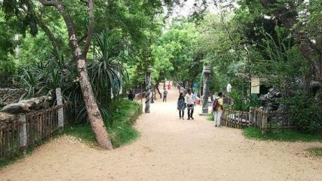 തമിഴ്നാട്ടിലെ ആൻഡമാൻ..ചെരിപ്പിടാത്ത ഒരു ഗ്രാമം