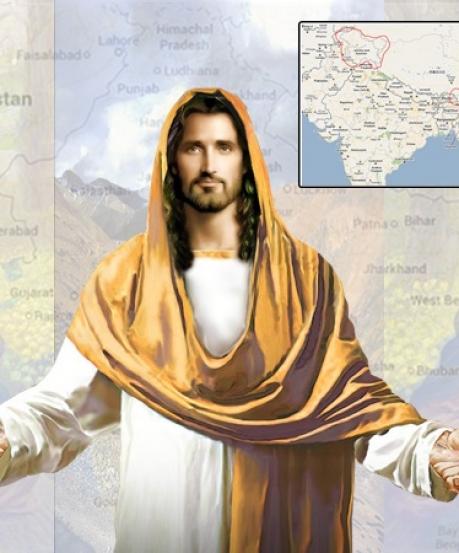 ബുദ്ധമതം പഠിക്കാൻ ഭാരതത്തിൽ വന്ന യേശു!!