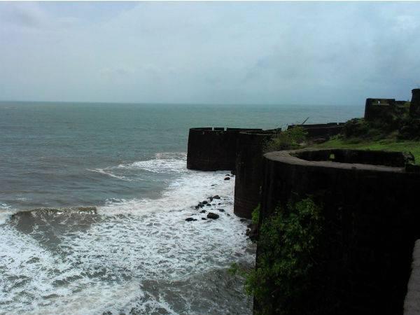 Vijaydurg The Hidden Beauty Konkan Mumbai