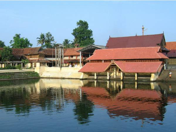Ambalappuzha Sri Krishna Temple Is One The Famous Krishna Te
