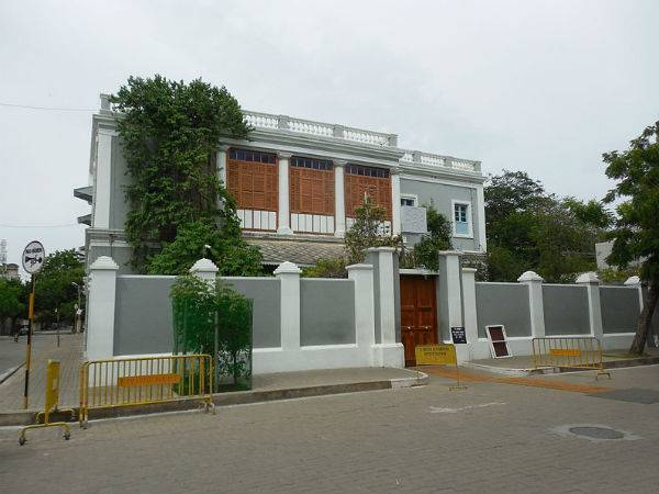 Aurobindo Ashram Pondicherry Peace Lovers