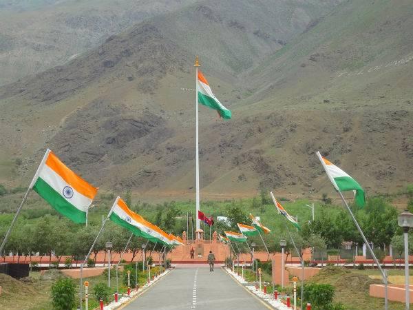 Patriotic Monuments India