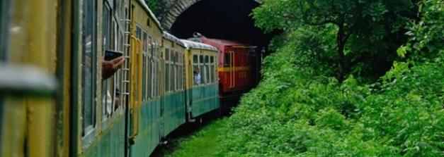 മലമുകളിലെ സ്വര്ഗ്ഗം കാണാന് കല്ക്ക-ഷിംല റെയില്വേ