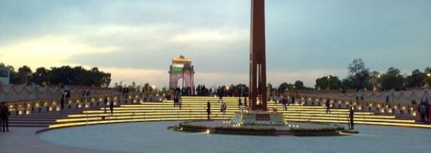 സ്മൃതി അമർ ഹരോ..ഓർമ്മകൾ മരിക്കുന്നില്ല...ജീവിക്കുന്ന ഓർമ്മകളുമായി ദേശീയ യുദ്ധ സ്മാരകം